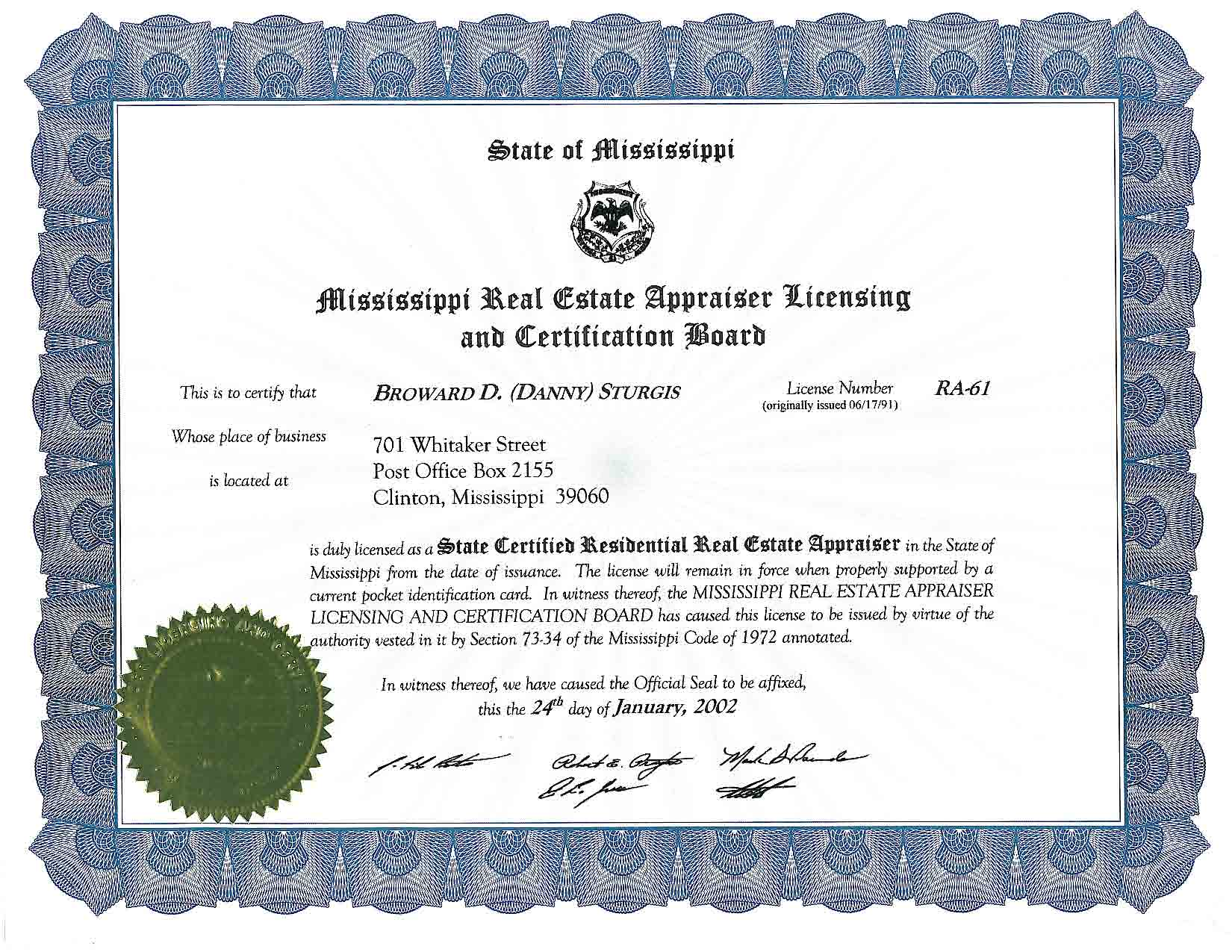New Blog 1: Real Estate License